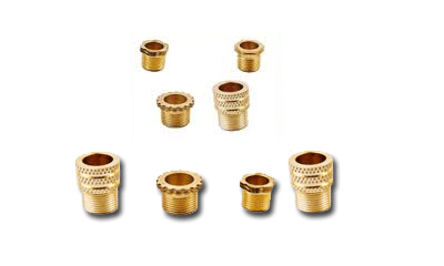 Brass Male Insert / Adaptor for CPVC Fittings