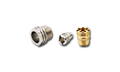 Brass Male Inserts For PPR Fittings